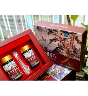 CAO HỒNG SÂM NÚI HÀN QUỐC KOREAN RED GINSENG GOLD 250g x 2
