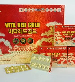 Tinh Dầu Thông Đỏ Chính Phủ Hàn Quốc- Hộp 120 Viên